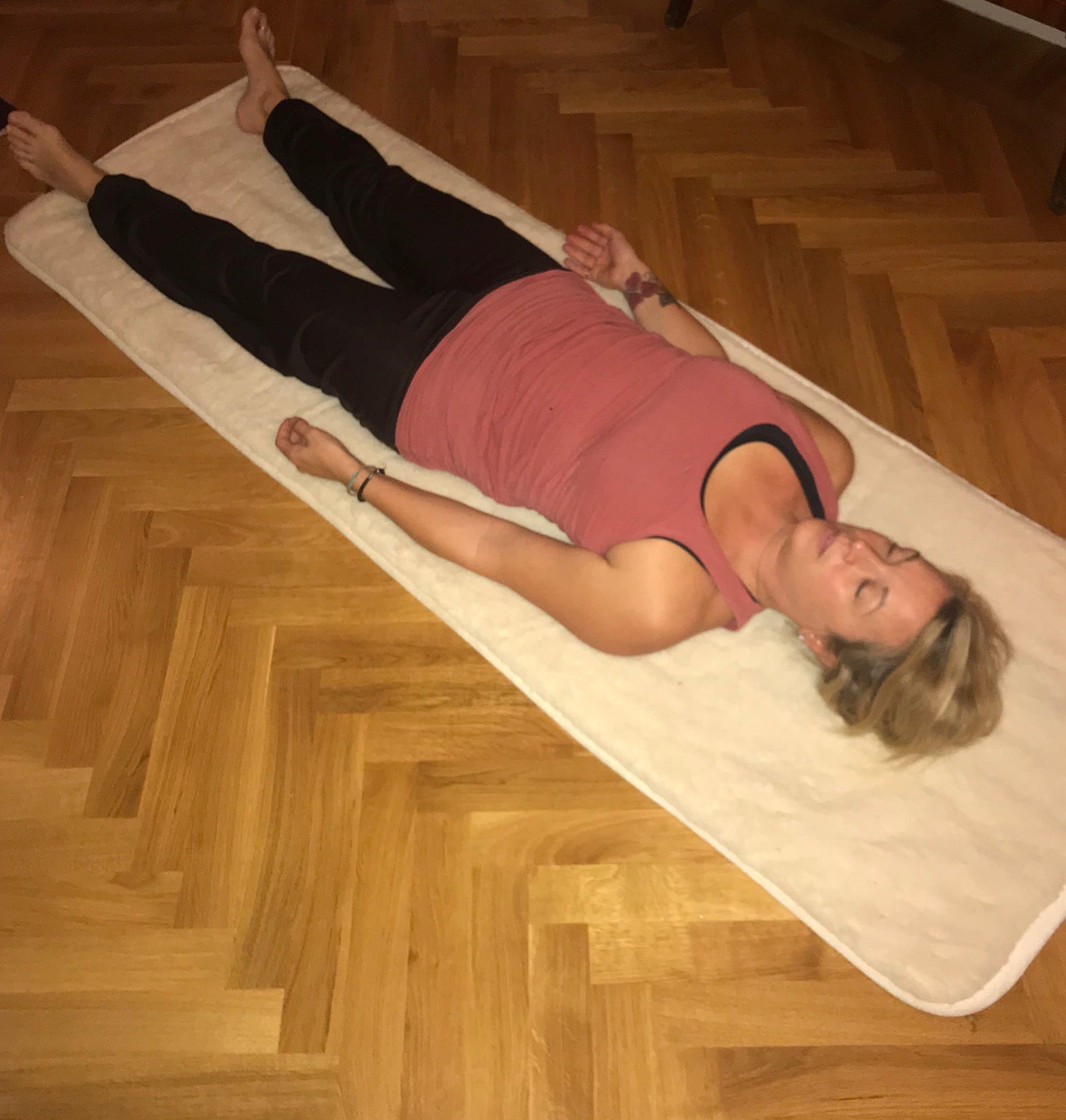 Yoga för sömnbesvär