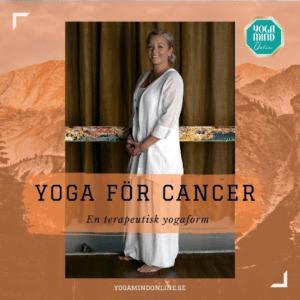 Yoga För Cancer – Webbkurs
